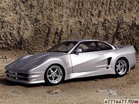 1993 Lister Storm V12 = 335 км/ч. 594 л.с. 4.1 сек.