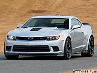2014 Chevrolet Camaro Z/28 = 300 км/ч. 505 л.с. 4.2 сек.