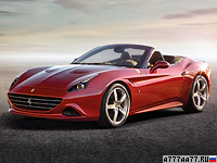2014 Ferrari California T = 316 км/ч. 560 л.с. 3.6 сек.