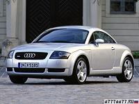 1998 Audi TT 1.8T quattro Coupe (8N) = 243 км/ч. 225 л.с. 6.4 сек.