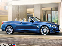 2014 BMW Alpina B4 Bi-Turbo Cabrio (F33) = 301 км/ч. 410 л.с. 4.5 сек.