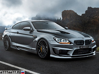 2013 BMW M6 Coupe Hamann Mirr6r Widebody = 315 км/ч. 620 л.с. 4 сек.
