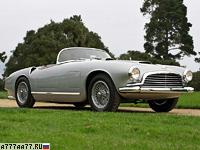 1956 Aston Martin DB2/4 Touring Spyder (MkII) = 212 км/ч. 182 л.с. 8.2 сек.
