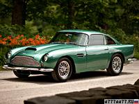 1961 Aston Martin DB4 GT = 246 км/ч. 302 л.с. 5.7 сек.