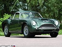 1960 Aston Martin DB4 GTZ = 252 км/ч. 314 л.с. 5.7 сек.