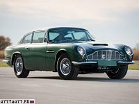 1969 Aston Martin DB6 Vantage (MkII) = 255 км/ч. 330 л.с. 6.4 сек.