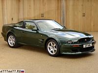 1993 Aston Martin Vantage = 310 км/ч. 550 л.с. 4.6 сек.