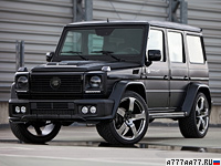 2014 Mercedes-Benz G 55 AMG Prior Design G-Class Widebody = 210 км/ч. 500 л.с. 5.5 сек.