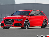 2014 Audi RS6 Avant  HPerformance AS
