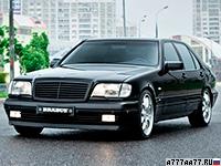 1996 Brabus 7.3S (Mercedes-Benz S600L)
