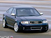 2002 Audi RS6 Sedan (4B,C5) = 250 км/ч. 450 л.с. 4.7 сек.