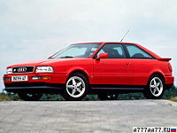 1992 Audi S2 Coupe (89,8B)