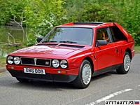 1985 Lancia Delta S4 Stradale (SE038) = 209 км/ч. 248 л.с. 5.7 сек.