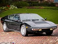 1974 Lamborghini Urraco P300 = 247 км/ч. 265 л.с. 6.2 сек.