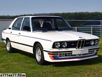 1980 BMW M535i (E12) = 225 км/ч. 218 л.с. 6.8 сек.