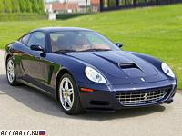 2006 Ferrari 612 Kappa = 320 км/ч. 540 л.с. 4.3 сек.