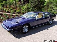 1978 Lamborghini Faena Frua = 250 км/ч. 350 л.с. 6.6 сек.