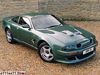 1999 Aston Martin V8 Vantage Le Mans V600 = 322 км/ч. 608 л.с. 4.18 сек.