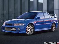 1999 Mitsubishi Lancer GSR Evolution VI