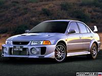 1998 Mitsubishi Lancer GSR Evolution V