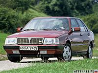 1986 Lancia Thema 8.32 = 240 км/ч. 215 л.с. 6.8 сек.
