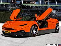 2009 Savage Rivale Roadyacht GTS = 330 км/ч. 670 л.с. 3.4 сек.