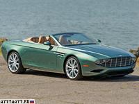 2013 Aston Martin DB9 Zagato Spyder Centennial
