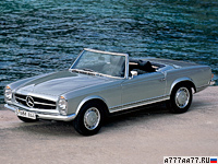 1967 Mercedes-Benz 280 SL (W113)