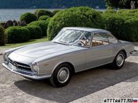 1964 Mercedes-Benz 230 SL Pininfarina Pagoda Coupe = 200 км/ч. 155 л.с. 10.7 сек.
