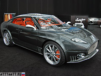 2006 Spyker D12 Peking to Paris = 298 км/ч. 507 л.с. 5.2 сек.