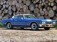 1971 Buick Riviera GS = 191 км/ч. 335 л.с. 8.1 сек.