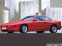 1992 BMW 850CSi = 250 км/ч. 385 л.с. 6 сек.