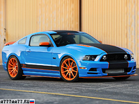 2013 Ford Mustang Bojix Design = 325 км/ч. 605 л.с. 3.9 сек.