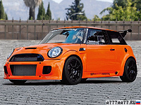 2014 Mini Cooper JCW Schirra GTS = 260 км/ч. 290 л.с. 5.5 сек.