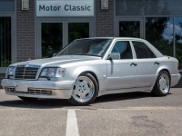 1994 Mercedes-Benz E60 AMG Limited Edition = 258 км/ч. 381 л.с. 5.1 сек.