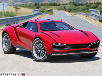 2013 ItalDesign Giugiaro Parcour = 320 км/ч. 550 л.с. 3.6 сек.