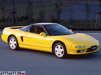 1990 Honda NSX = 270 км/ч. 274 л.с. 6 сек.