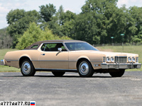 1976 Ford Thunderbird 460 = 198 км/ч. 227 л.с. 11.7 сек.