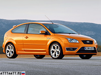 2005 Ford Focus ST = 241 км/ч. 225 л.с. 6.6 сек.
