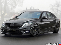 2015 Mercedes-Benz S 63 AMG Mansory M1000