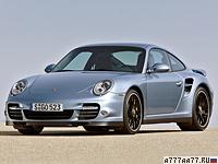 2010 Porsche 911 Turbo S = 315 км/ч. 530 л.с. 3.3 сек.