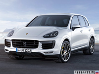 Cayenne Turbo S (958)