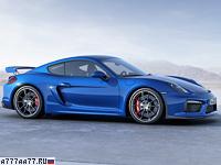 2015 Porsche Cayman GT4 = 295 км/ч. 385 л.с. 4.4 сек.