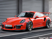 911 GT3 RS (991)