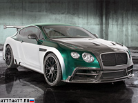 2015 Bentley Continental GT Race Mansory = 330 км/ч. 1001 л.с. 3.9 сек.