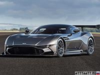 2016 Aston Martin Vulcan = 360 км/ч. 811 л.с. 2.9 сек.