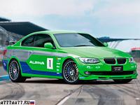 2012 Alpina B3 GT3 Edition = 300 км/ч. 408 л.с. 4.5 сек.