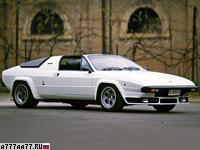 1976 Lamborghini Silhouette P300 = 246 км/ч. 265 л.с. 5.8 сек.