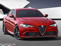 2016 Alfa Romeo Giulia Quadrifoglio Verde = 250 км/ч. 510 л.с. 3.9 сек.
