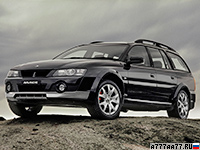 2003 Holden Adventra HSV Avalanche = 228 км/ч. 367 л.с. 7.1 сек.